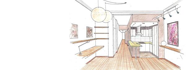 Dise o interior de viviendas equisroom - Trabajo de diseno de interiores ...